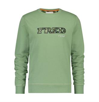 A Fish named Fred 20.02.502 502 Olive green
