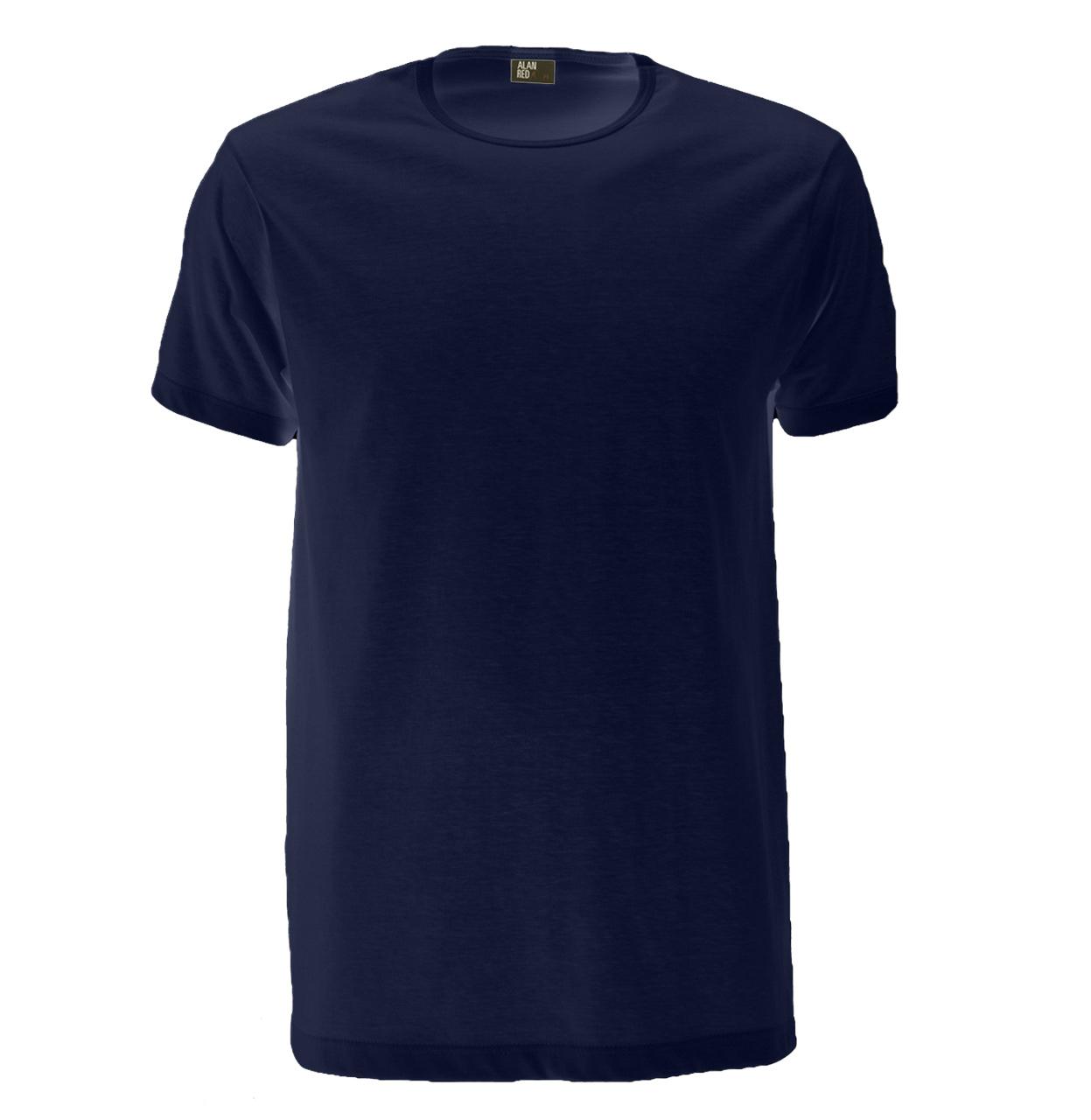 Alan Red T-shirt DERBY 1-PACK 06 DERBY 1-PACK marine Maat L
