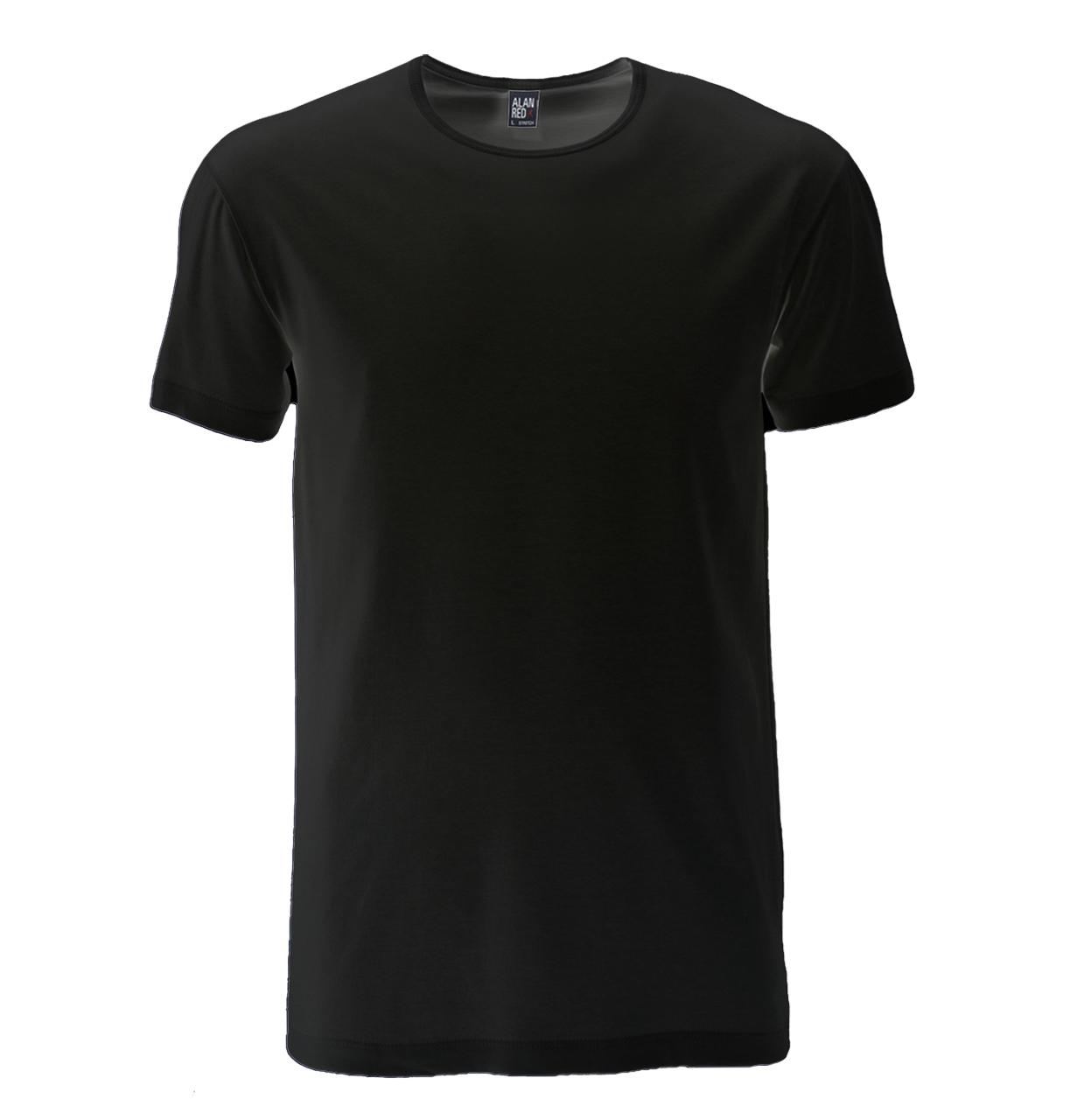 Alan Red T-shirt OTTAWA 1-PACK 99 Black OTTAWA 1-PACK zwart Maat M
