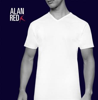 Alan Red VERMONT 2-pack