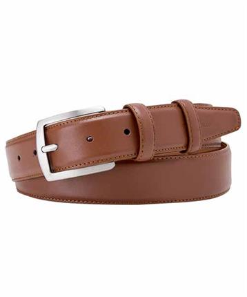 BELT LEATHER COGNAC