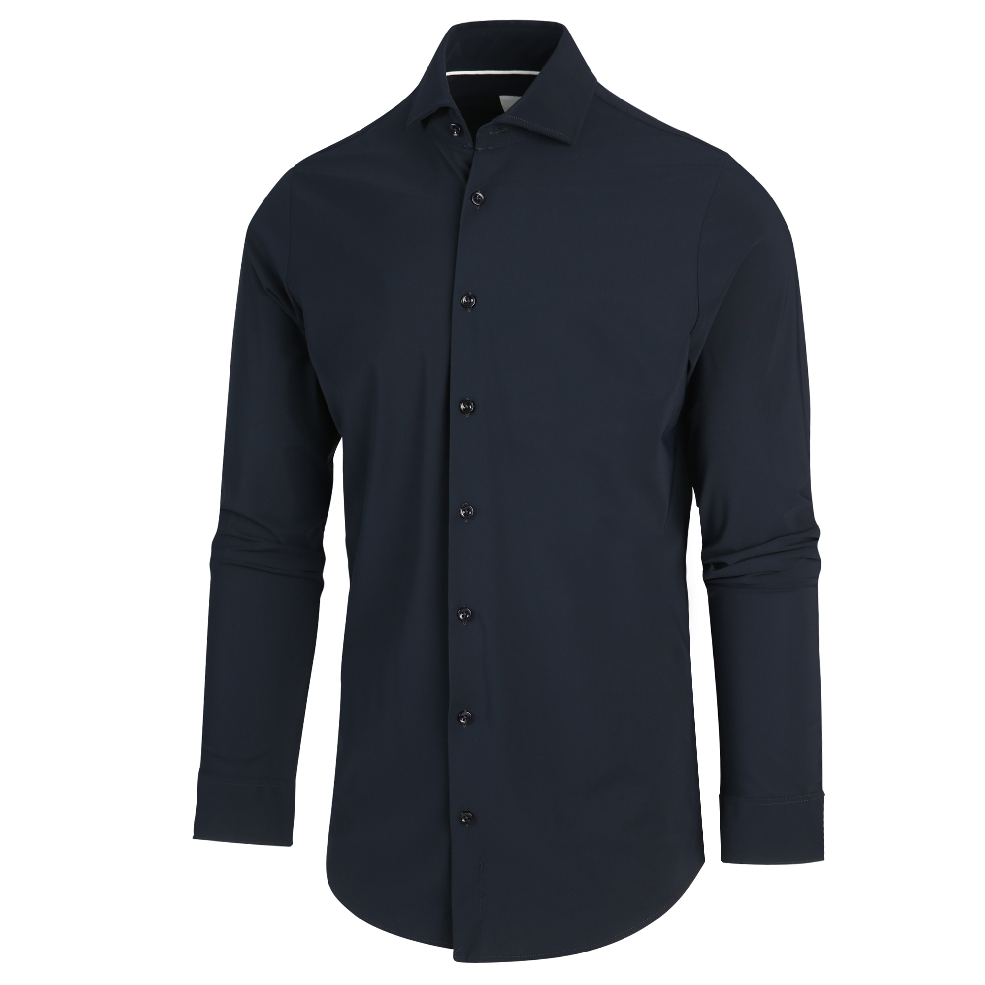 Blue Industry Shirt 2191.22 Navy 2191.22 marine Maat 38