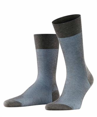 Falke 13141 3196 grey-bleue