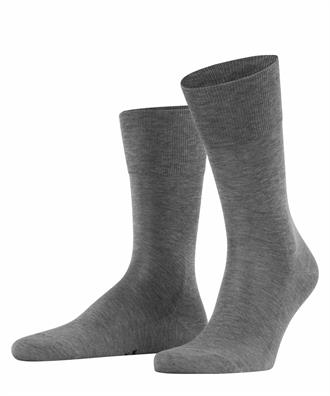 Falke 14662 3390 light greymel.