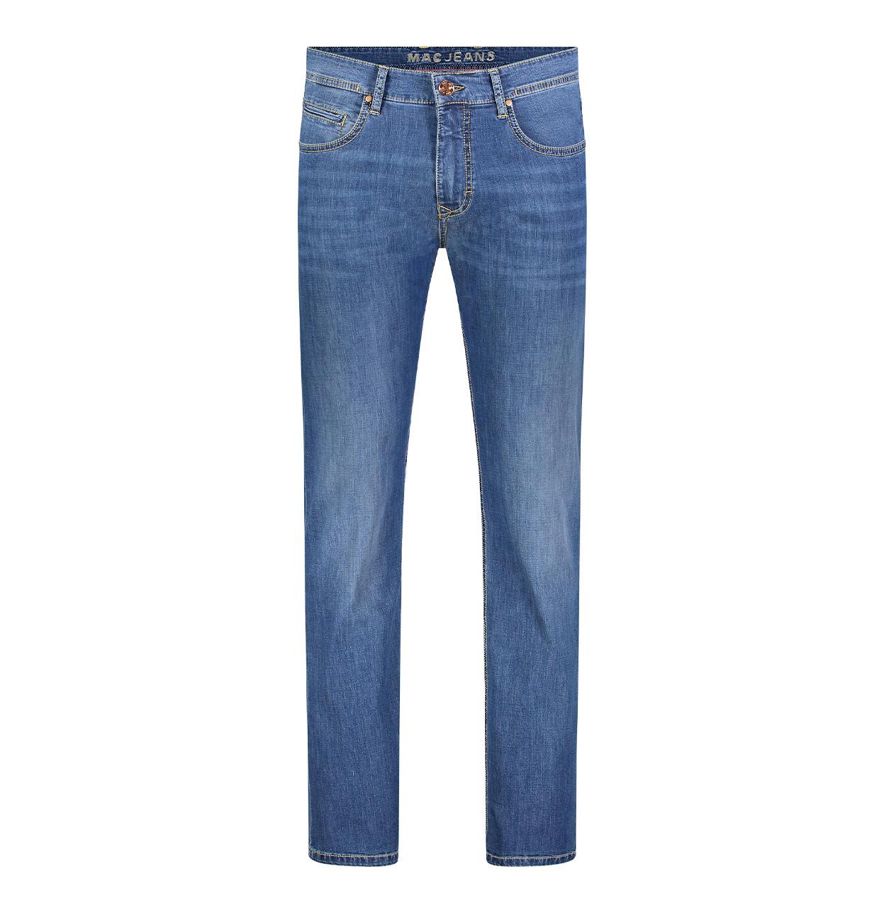 MAC Jeans 0955L050000 H430 H430 midblue authentic us 0955L050000 blauw Maat 33-32
