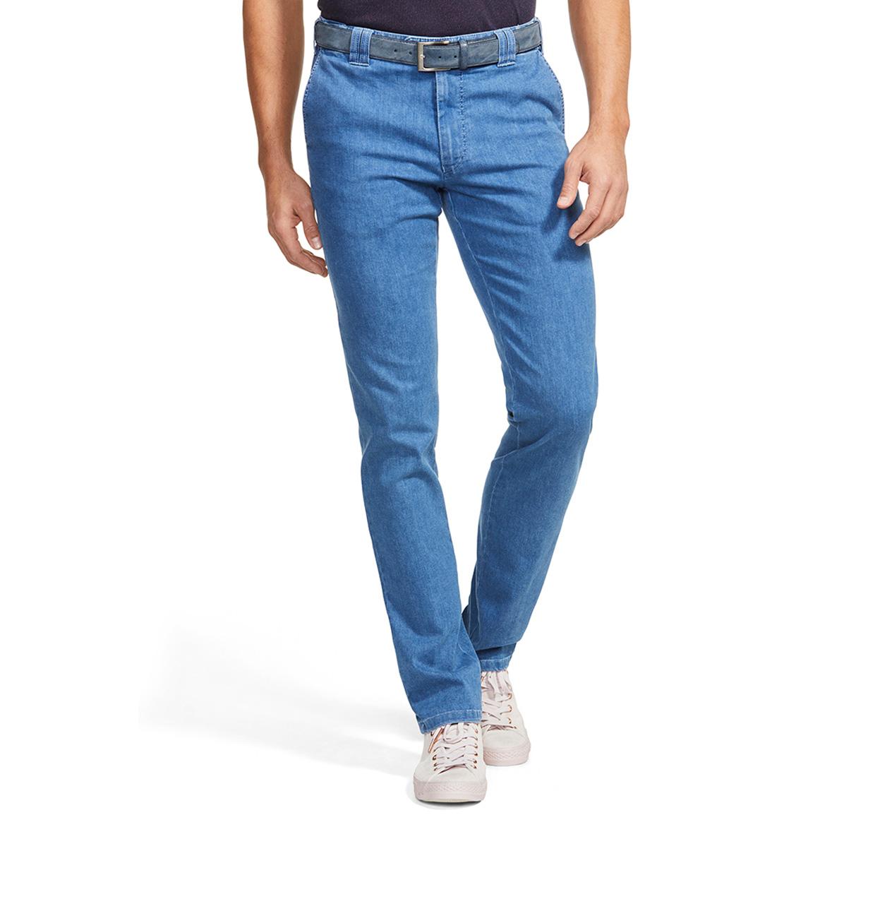 Meyer Jeans 1271412200 16 blau 1271412200 blauw Maat 52
