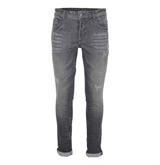No Excess N710D1136 224 Grey Denim
