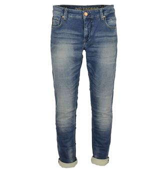No Excess N711JOG01 220 Denim
