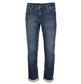 No Excess N711JOG02 220 Denim