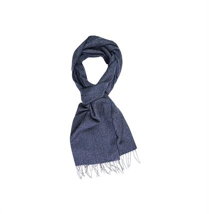 SCARF NAVY SOLID
