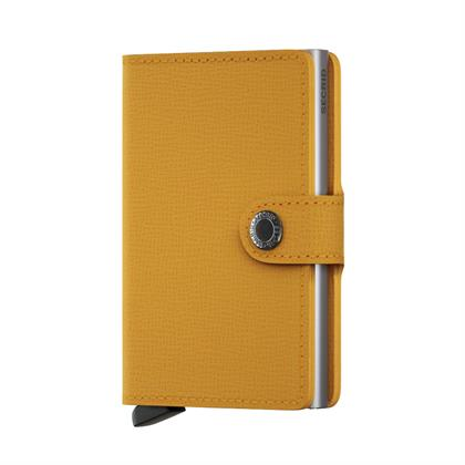 Secrid Wallets MINIWALLET MC-Amber
