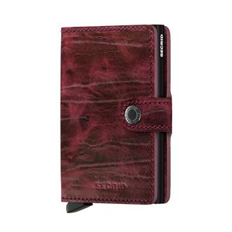 Secrid Wallets MINIWALLET MDM-Bordeaux