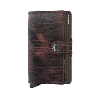 Secrid Wallets MINIWALLET MDM-Cacao-Brown