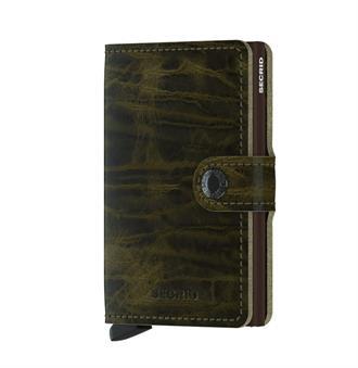 Secrid Wallets MINIWALLET MDM-Olive