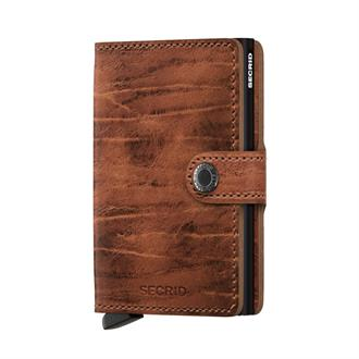 Secrid Wallets MINIWALLET MDM-Whiskey