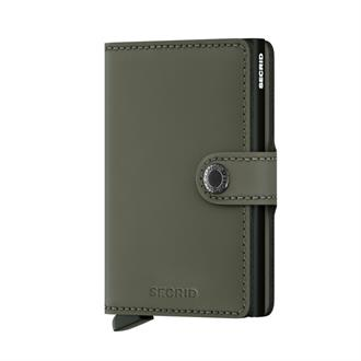 Secrid Wallets MINIWALLET MM-Green