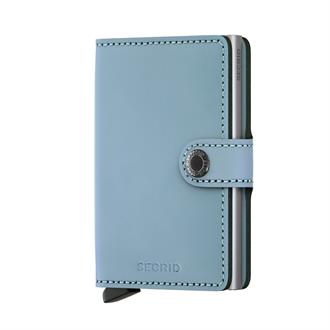 Secrid Wallets MINIWALLET MO-Navy-blue