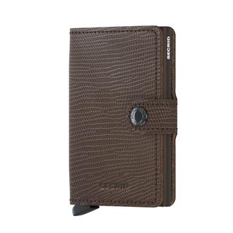 Secrid Wallets MINIWALLET MRA-Brown-Brown