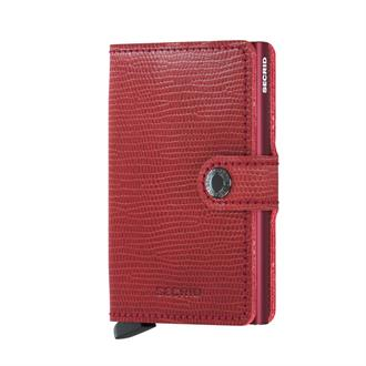 Secrid Wallets MINIWALLET Mra-Red-Bordeaux