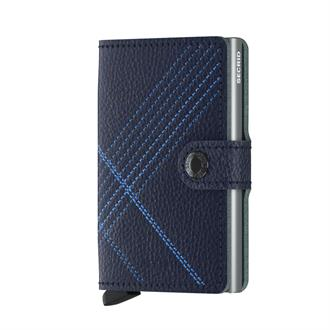Secrid Wallets MINIWALLET MSt=Linea Navy