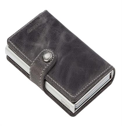 Secrid Wallets MINIWALLET MV-Grey