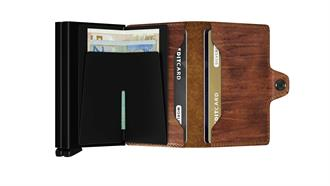 Secrid Wallets TWINWALLET TDM-Whiskey